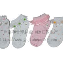 供应时尚童袜/中大童袜/防滑童袜图片