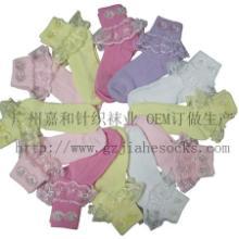 供应童袜工厂公司/点塑童袜/立体童袜