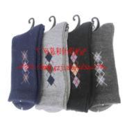 羊毛袜厂/针织羊毛袜/羊毛袜出口图片