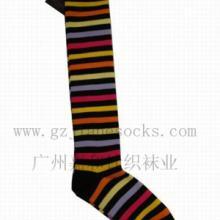 供应条纹女袜时尚女袜休闲女袜