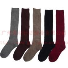 供应兔羊毛袜子/拉毛羊毛袜/外贸羊毛袜批发