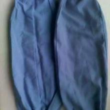 供应广东佛山袖套围裙牛仔布手套生产厂家供货劳保防护用品批发