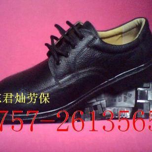 劳保防护皮鞋图片