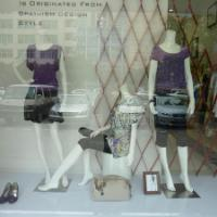 供应深圳生产服装模特展示服装道具 图片|效果图