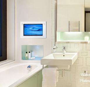 奢华卫生间高品质15英寸防水电视图片