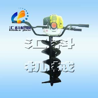 供应林业机械手提式挖坑机林业机械05