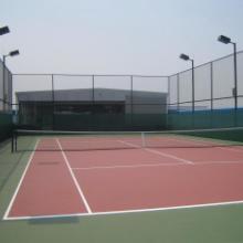 供应网球场篮球场施工壁球室工程