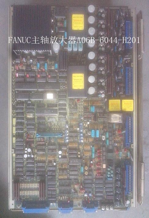 放大器图片 放大器样板图 FANUC主轴放大器A06B 6044 ...