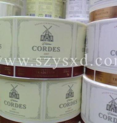 红酒标签图片/红酒标签样板图 (3)