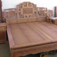 龙凤床雕刻机图片
