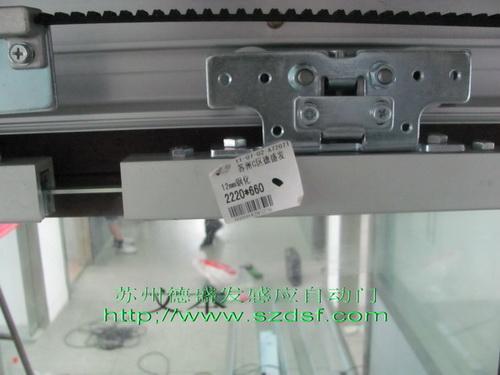 供应钢化玻璃自动门苏州玻璃自动门