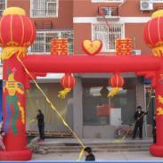 贵州哪里有充气拱门销售充气彩虹门图片