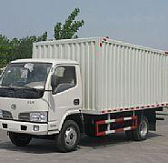 程力威牌厢式低速货车图片