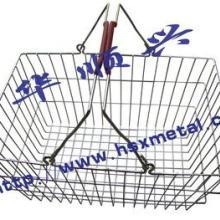 供应铁线购物篮