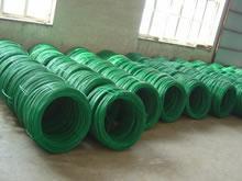 供应新疆包塑铁丝