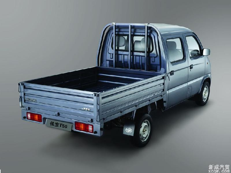 小货车图片|小货车样板图|一汽佳宝单排小货车-