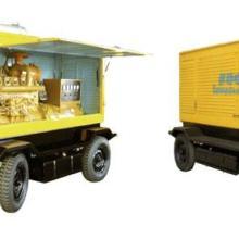 供应四轮拖车发电机组性能介绍  18609915083