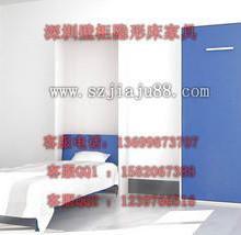 供应深圳壁柜床家具