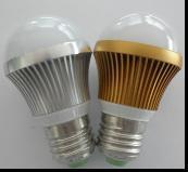 供应RGB球泡灯COB球泡灯厂家图片