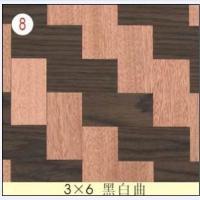 供应木皮编织板005