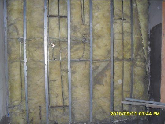 供应北仑轻钢龙骨石膏板隔墙