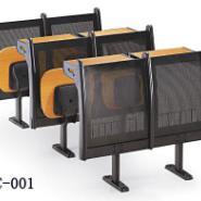 阶梯教室座椅与课桌椅图片