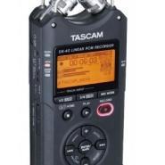 TASCAMDR-40数字录音机图片