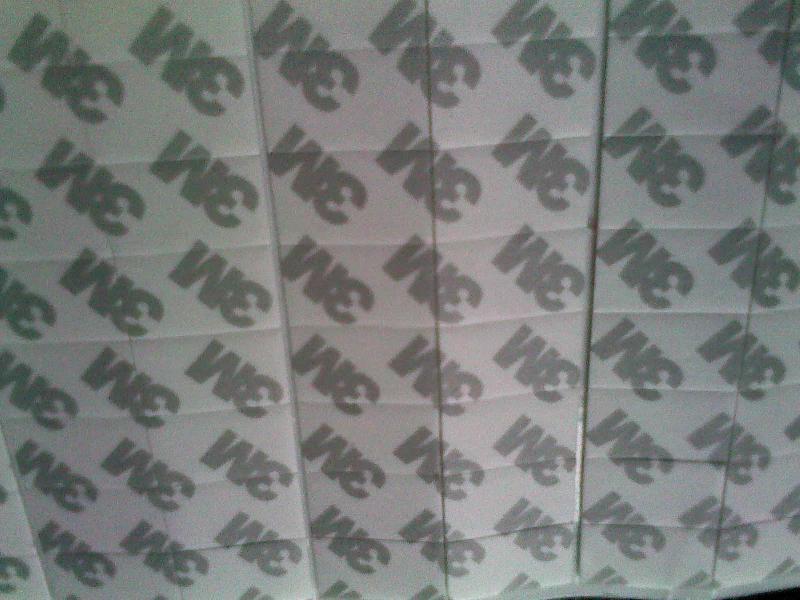 泡棉双面胶图片 泡棉双面胶样板图 济南3M泡棉