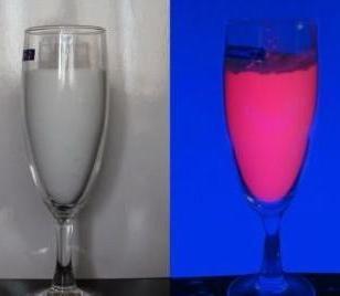 耐酸耐碱荧光粉图片
