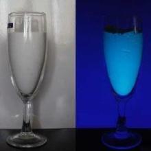 紫外荧光粉,紫外光源变色荧光粉,紫外隐形变色荧光粉厂家金点图片