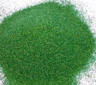 绿色纤维点图片