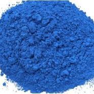 蓝色玻璃石专用钴蓝蓝色宝石专用图片