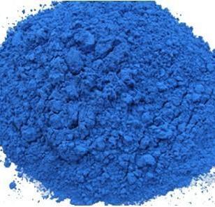高性能钴蓝颜料图片