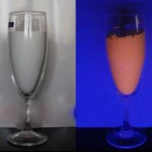 荧光粉批发,防伪专用短波荧光粉,UV防伪荧光粉生产厂家图片