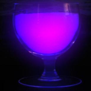 自发光荷花专用发光粉明亮发光粉图片