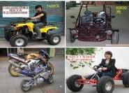 长春沙滩车销售4轮摩托车厂家图片