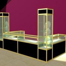 供应展示柜商场展示柜钛合金展示柜批发