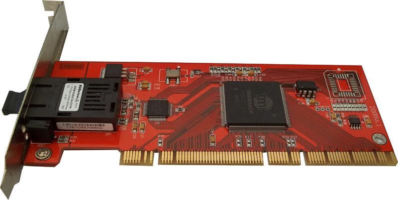 供应千兆光纤网卡PCI-X