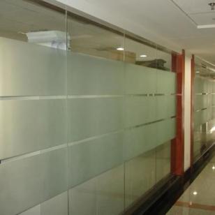 郑州磨砂膜、磨砂腰线专业制作安装图片