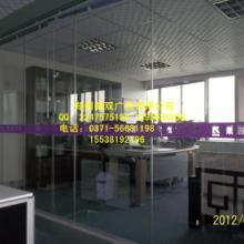 供应郑州玻璃防撞条磨砂腰线