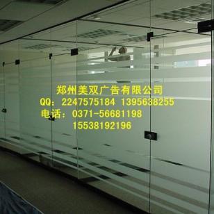郑州玻璃贴膜制作安装公司图片