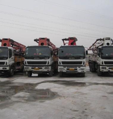 泵车租赁图片/泵车租赁样板图 (4)