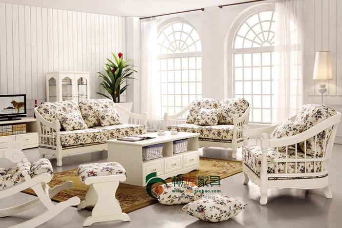 供应韩式沙发客厅沙发版式沙发布艺沙发