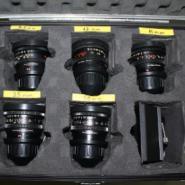 遮光斗和无线跟焦器和蔡司镜头图片