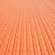 供应鹰拓PVC屋顶瓦材料佛山热卖