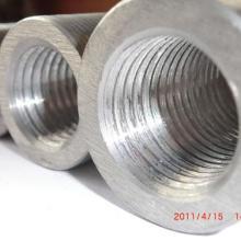 供应直螺纹钢筋连接套筒,滚扎直螺纹连接技术,滚扎直螺纹机床图片