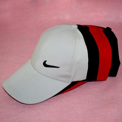 供应加工各种布料帽子广告帽宣传帽