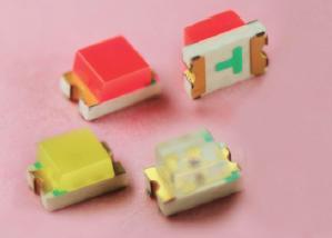 销售0805白光贴片式灯珠 明途专业生产