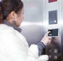 供应北京东城智能刷卡电梯系统