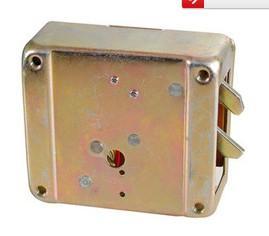 寄存柜锁封闭式储物柜锁图片